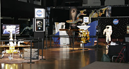 Jules Verne Adventure Film Festival NASA exhibit