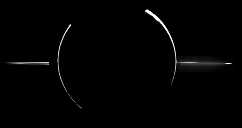 Jupiter S Rings Revealed Nasa