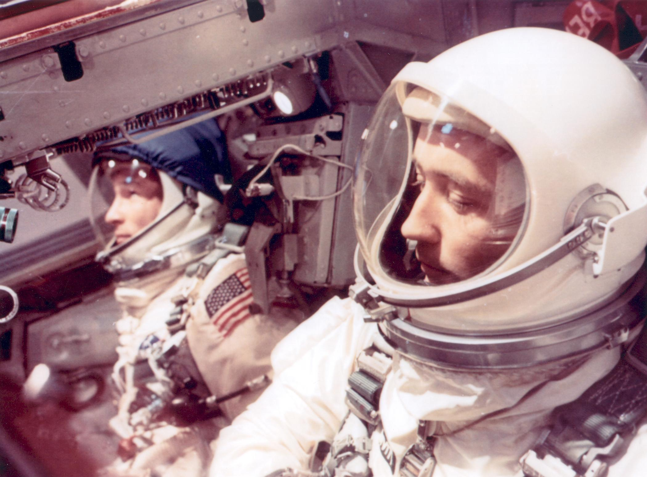 gemini 4 spacecraft documents - photo #16