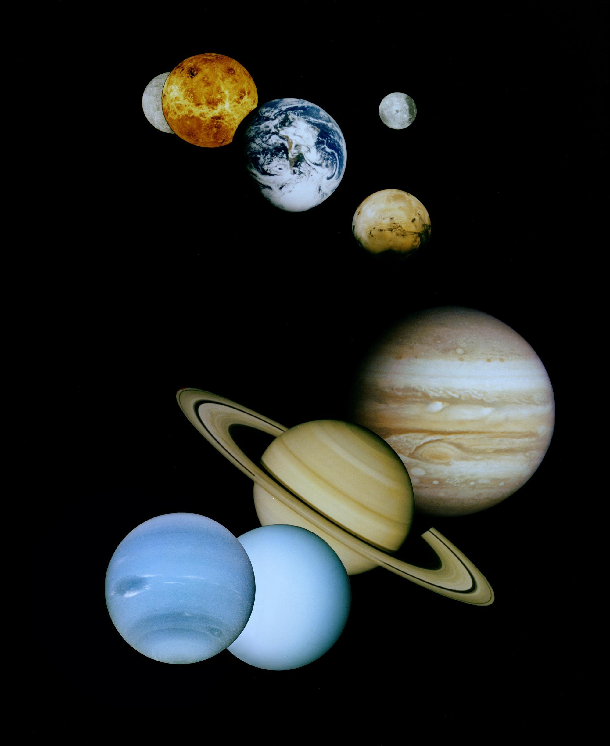 actual moving pictures of the solar system - photo #11
