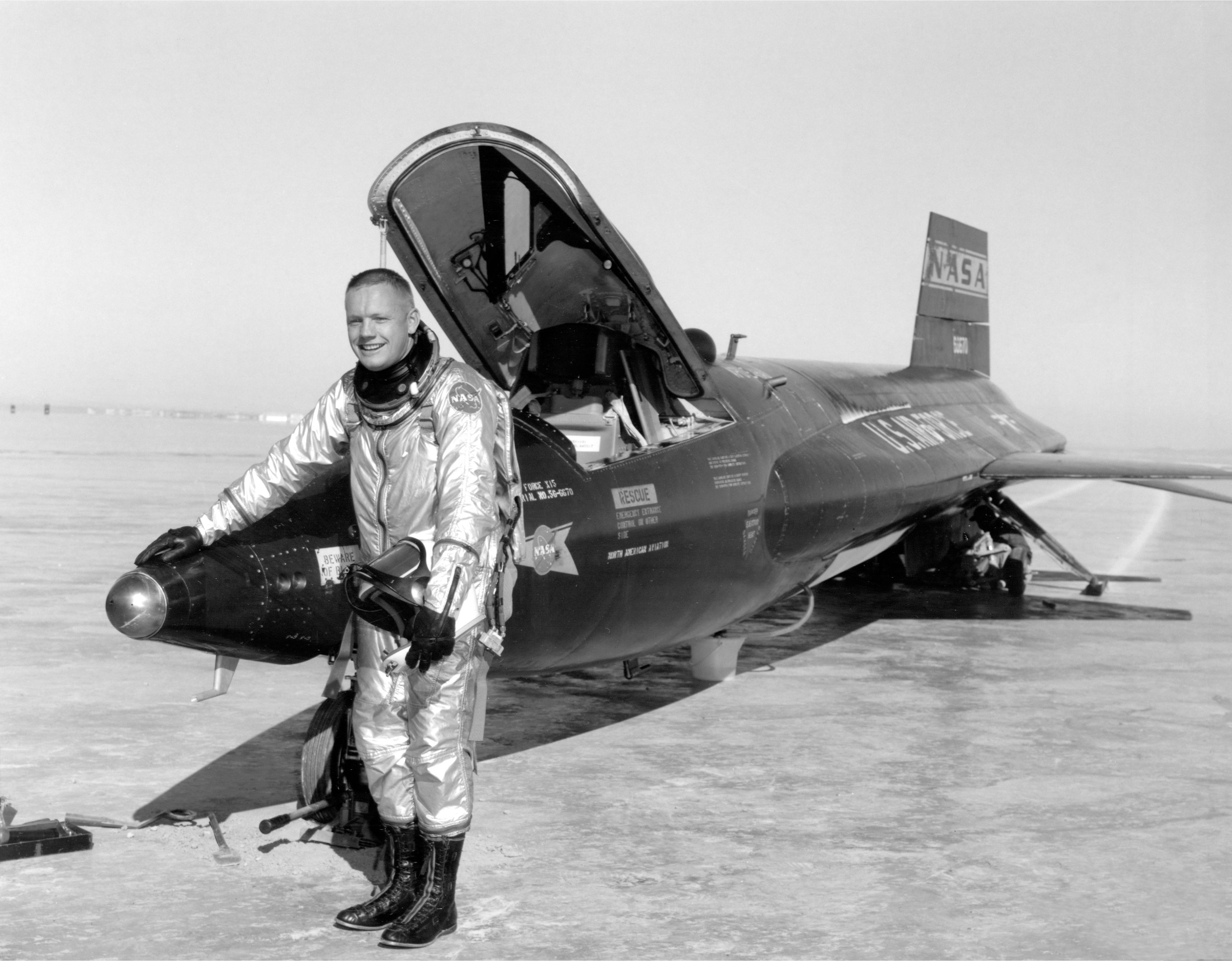 NASA Center Renamed in Honor of Neil A. Armstrong | NASA