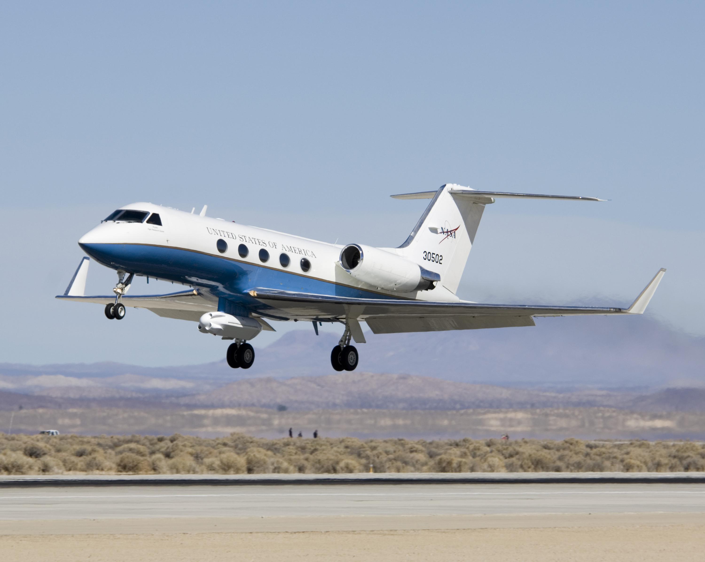 Gulfstream G-III | NASA
