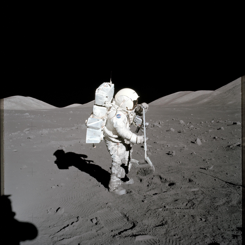 1969 moon walk - HD3000×3000