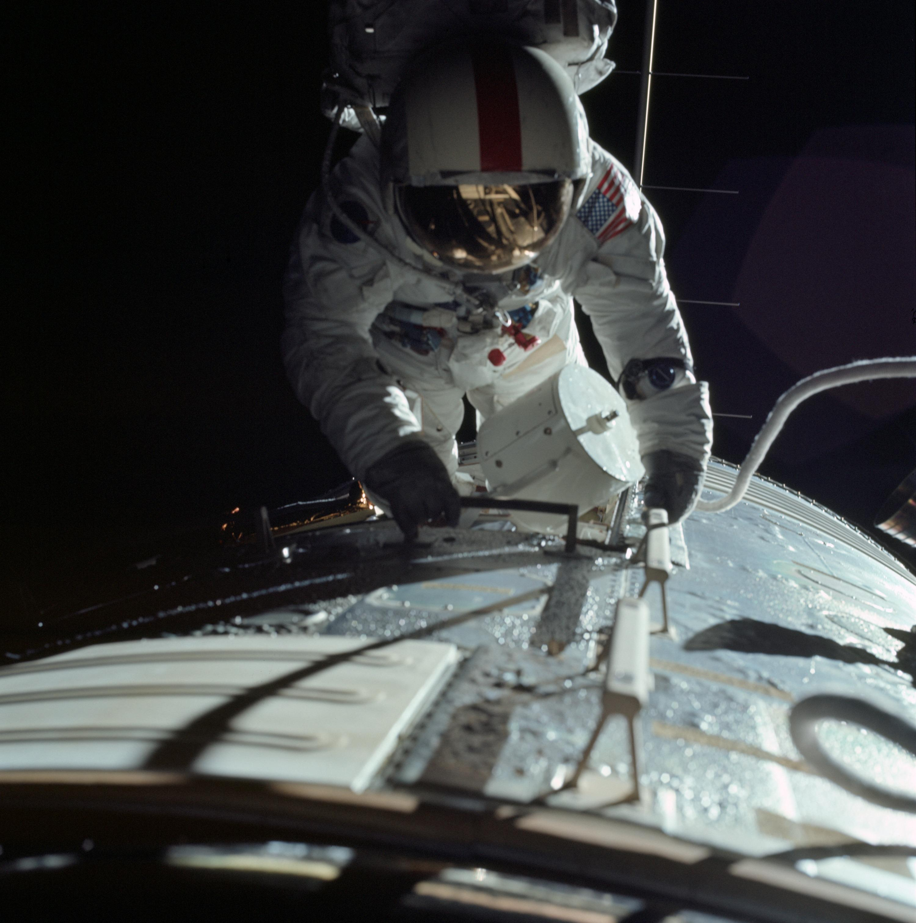 Apollo 17 Spacewalk - December 1972 | NASA