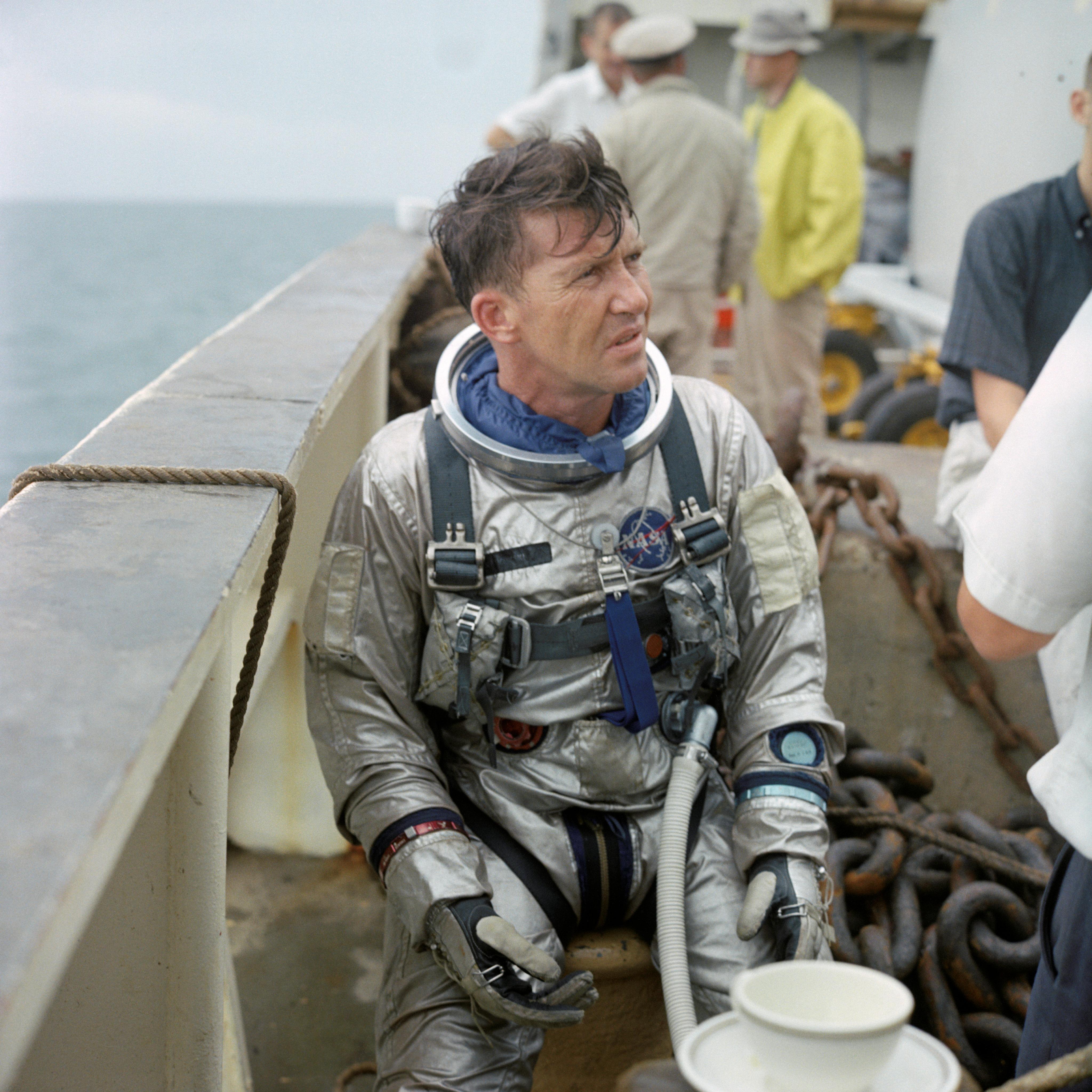 Gemini Spacesuit Image Gallery | NASA