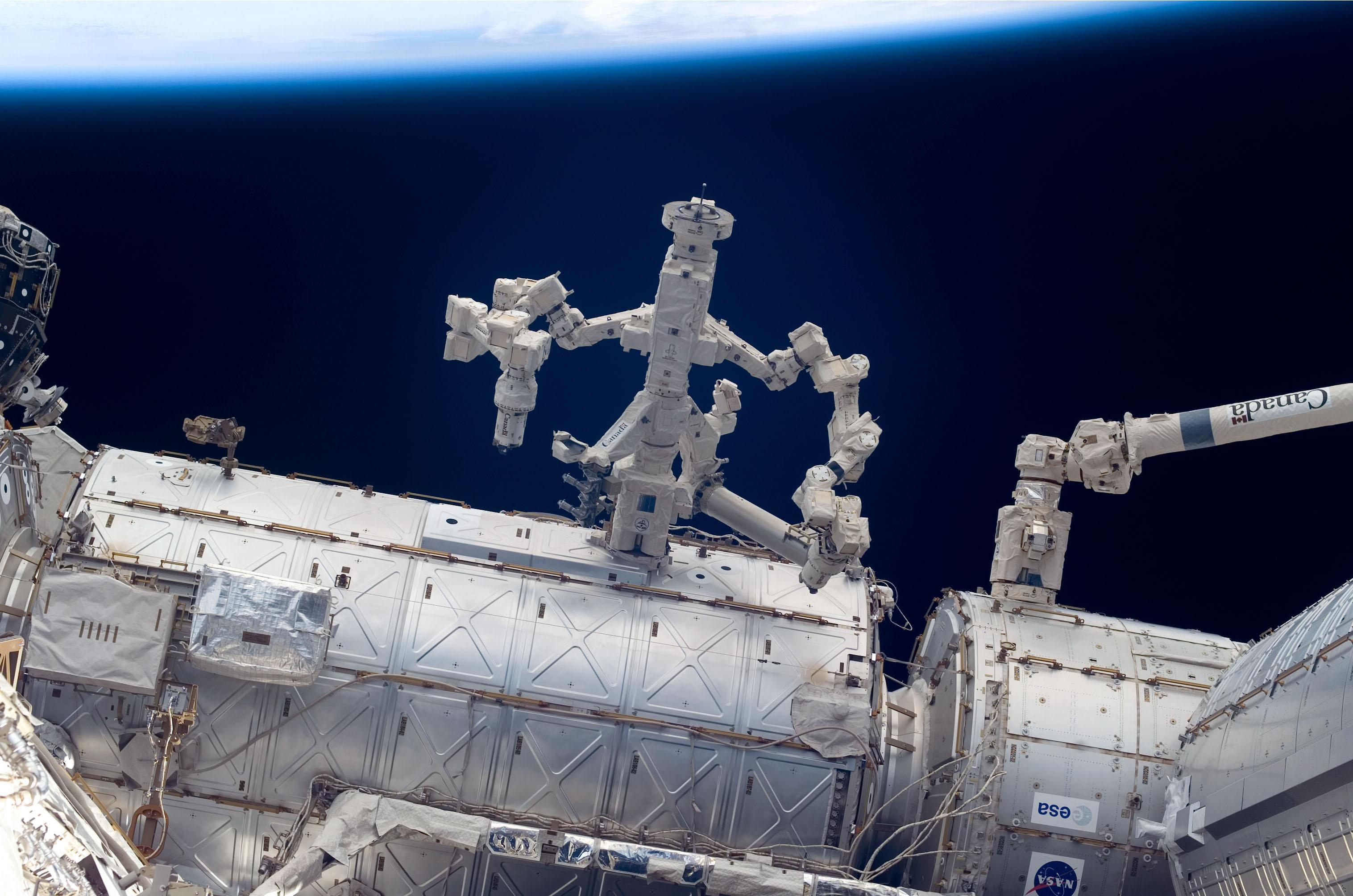 nasa iss robot new - photo #2