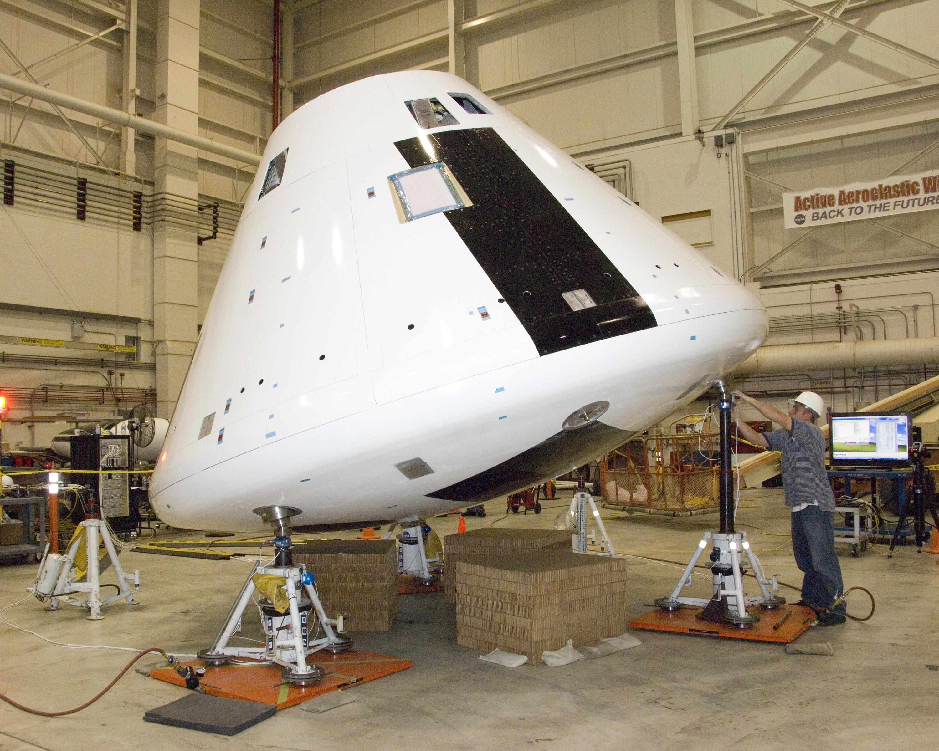 nasa orion project