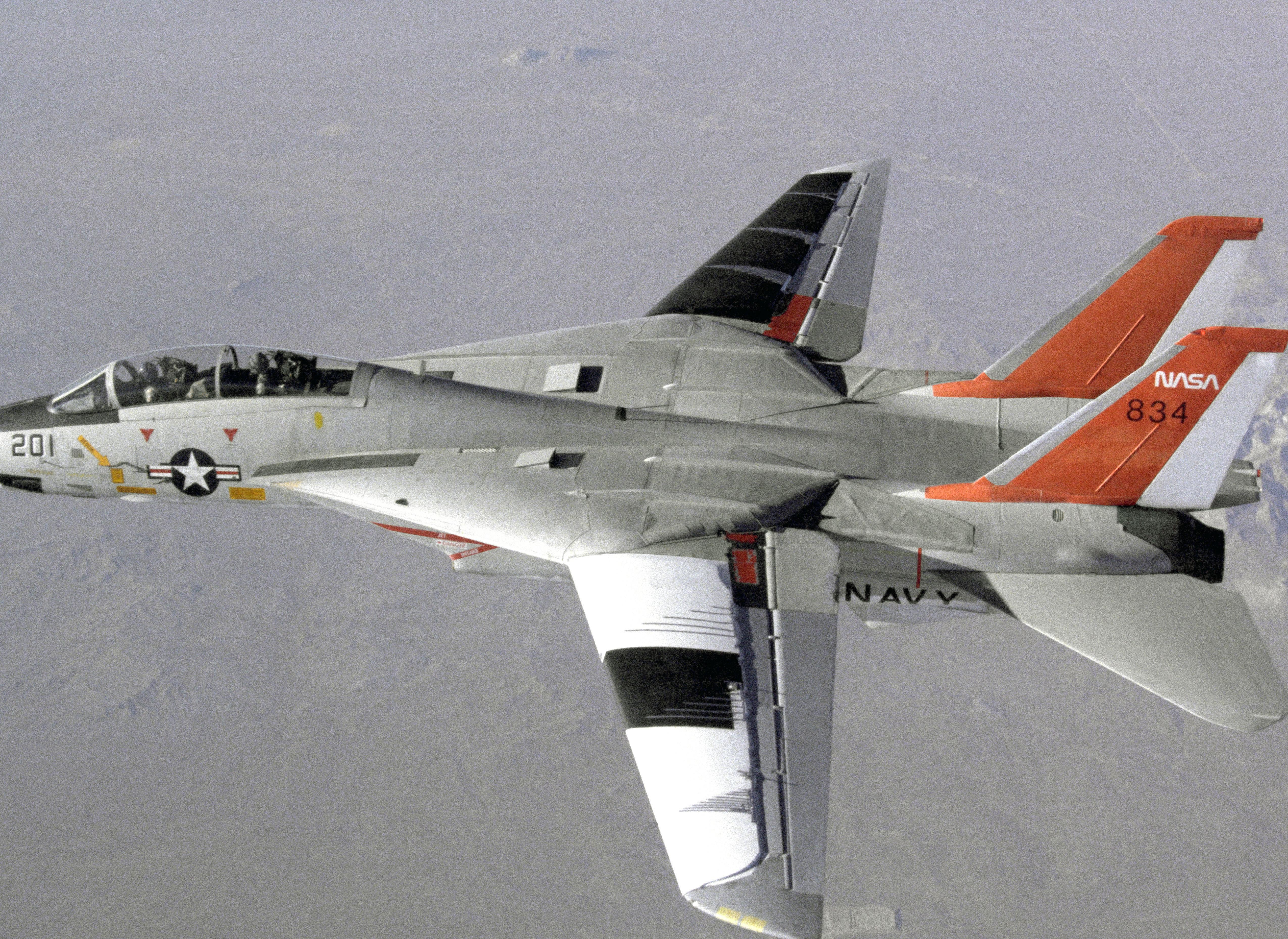 F-14 Tomcat   NASA
