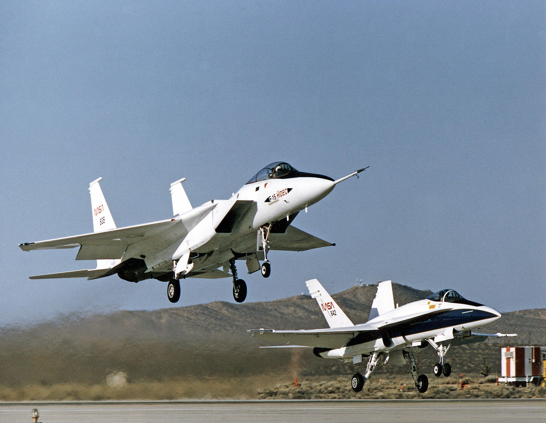 NASA Armstrong Fact Sheet: F-15 Flight Research Facility