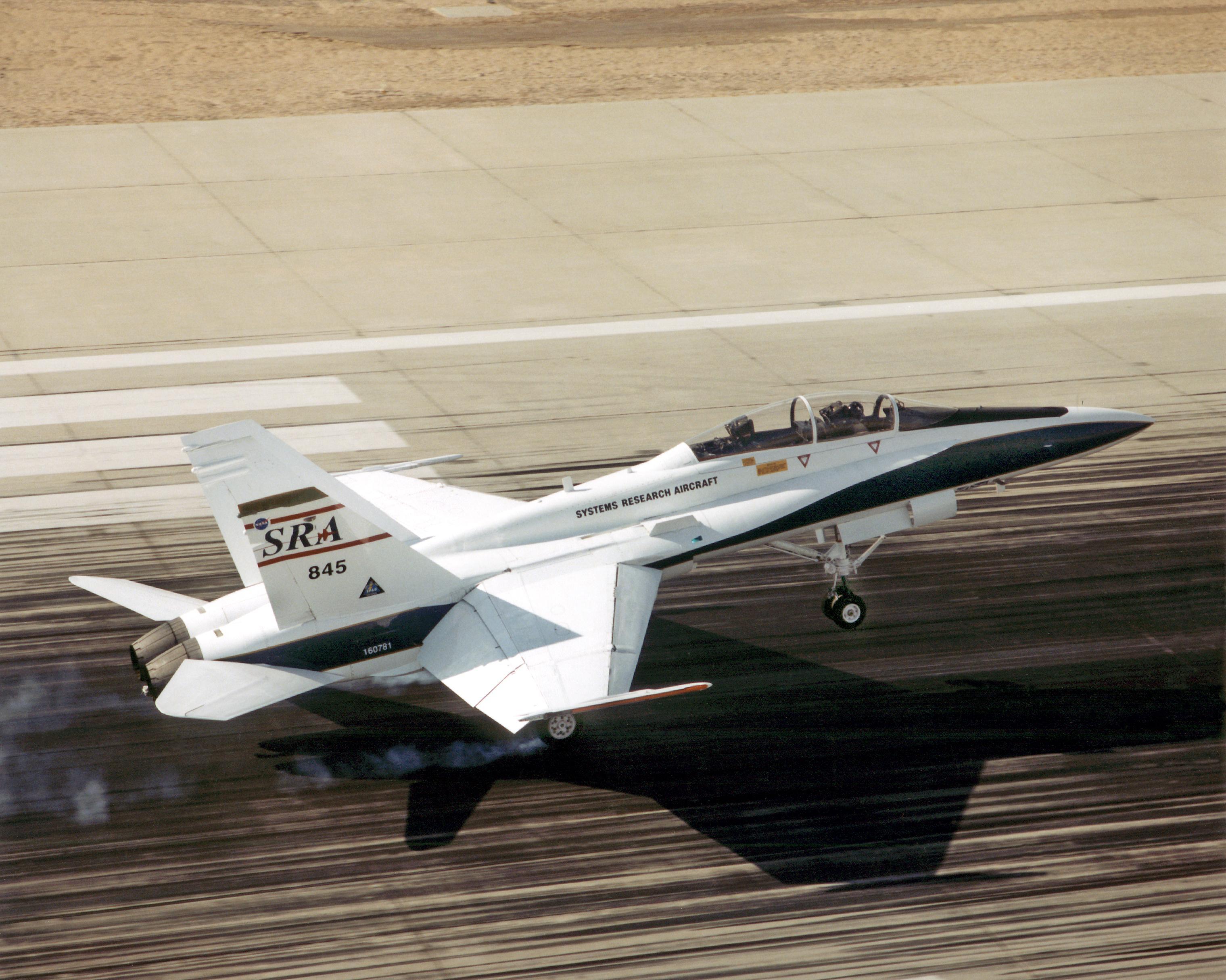 nasa f 18 pilot - photo #5
