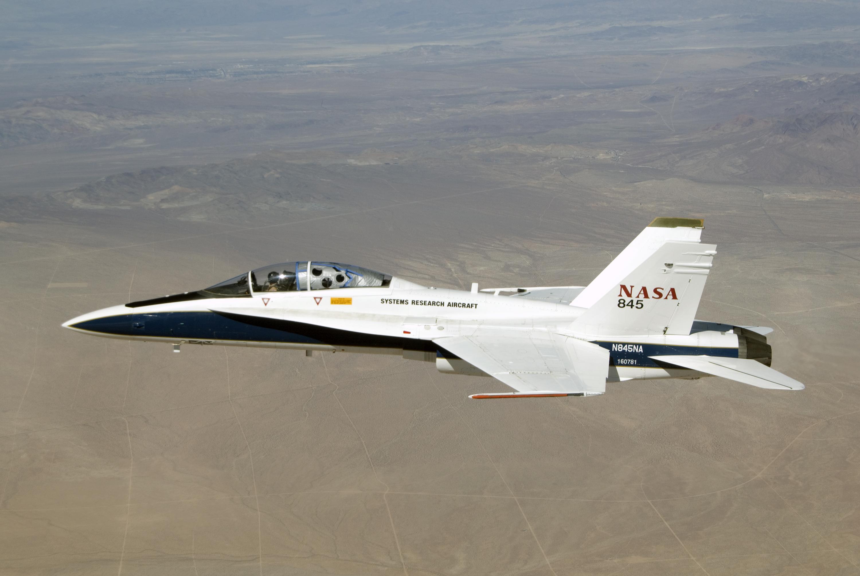 nasa f 18 pilot - photo #15