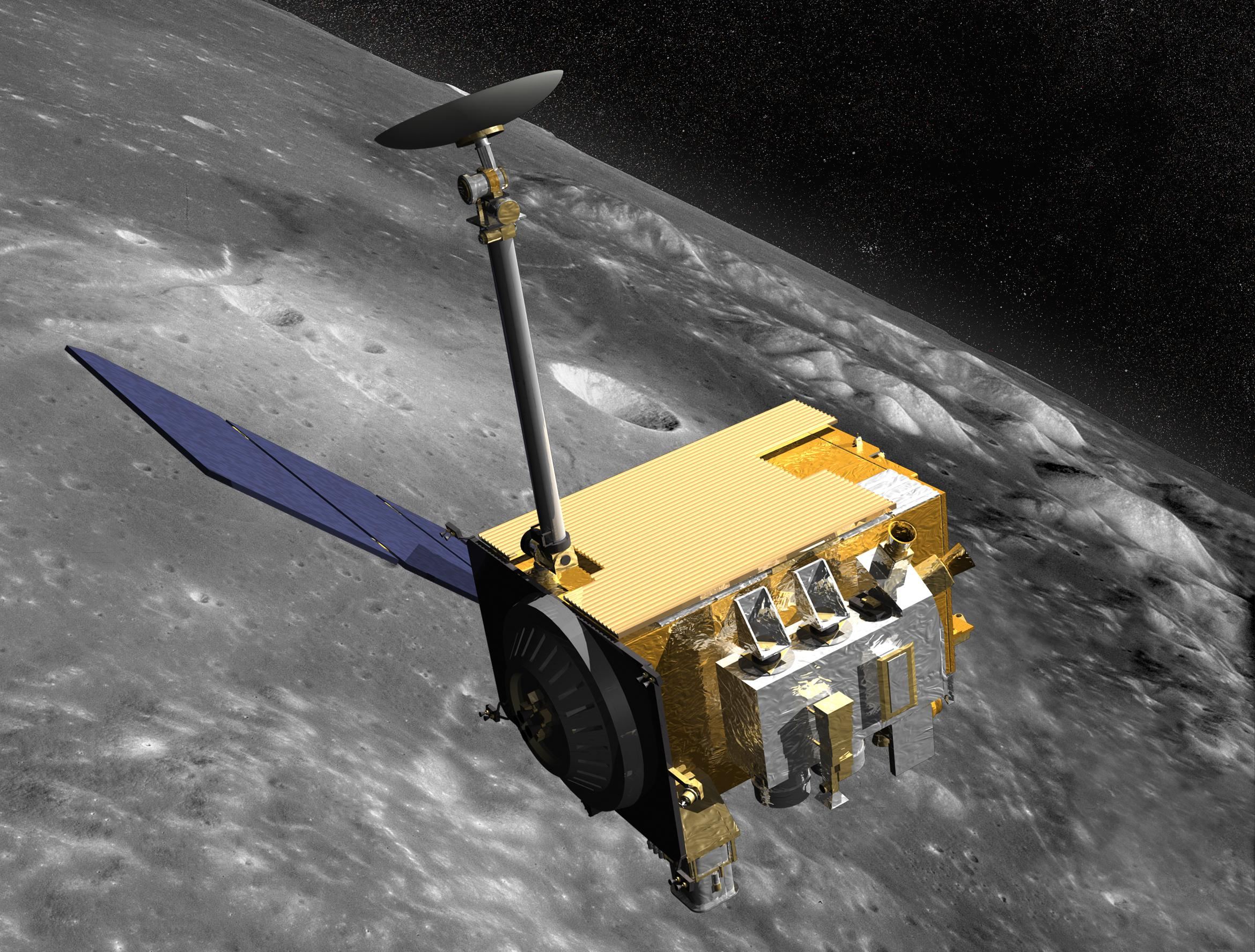 LRO Mission Overview | NASA