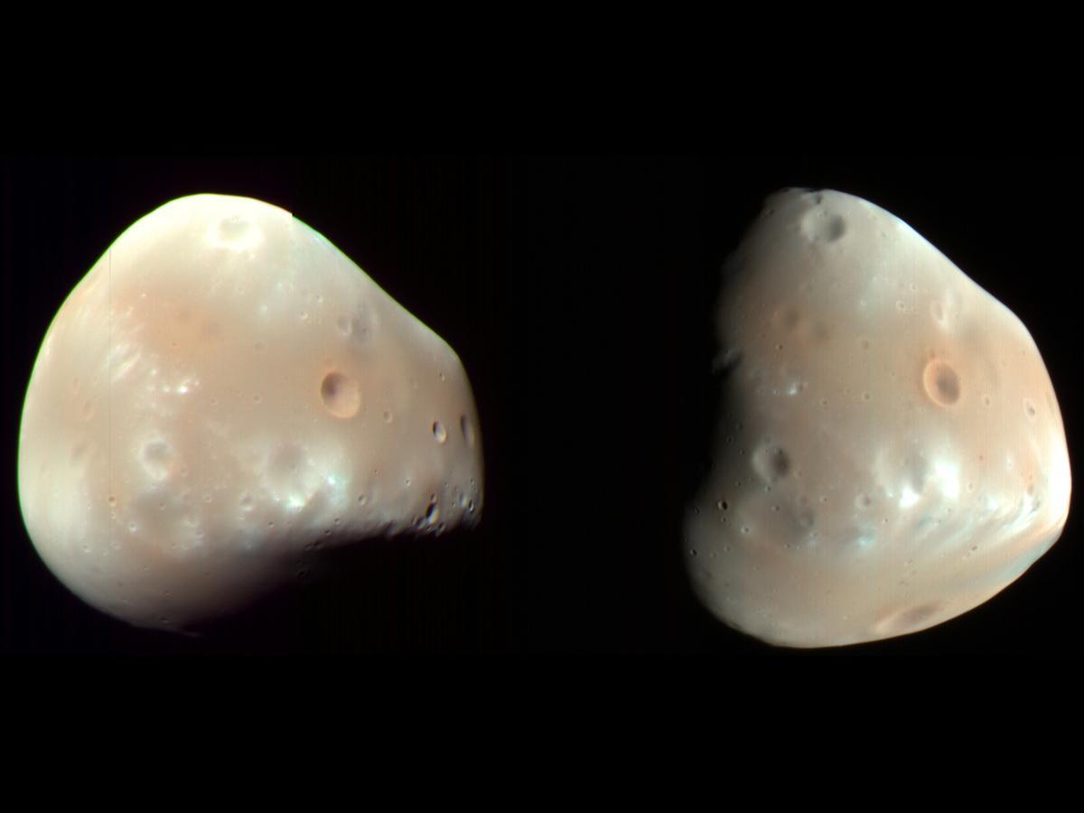 moons of mars both - photo #16