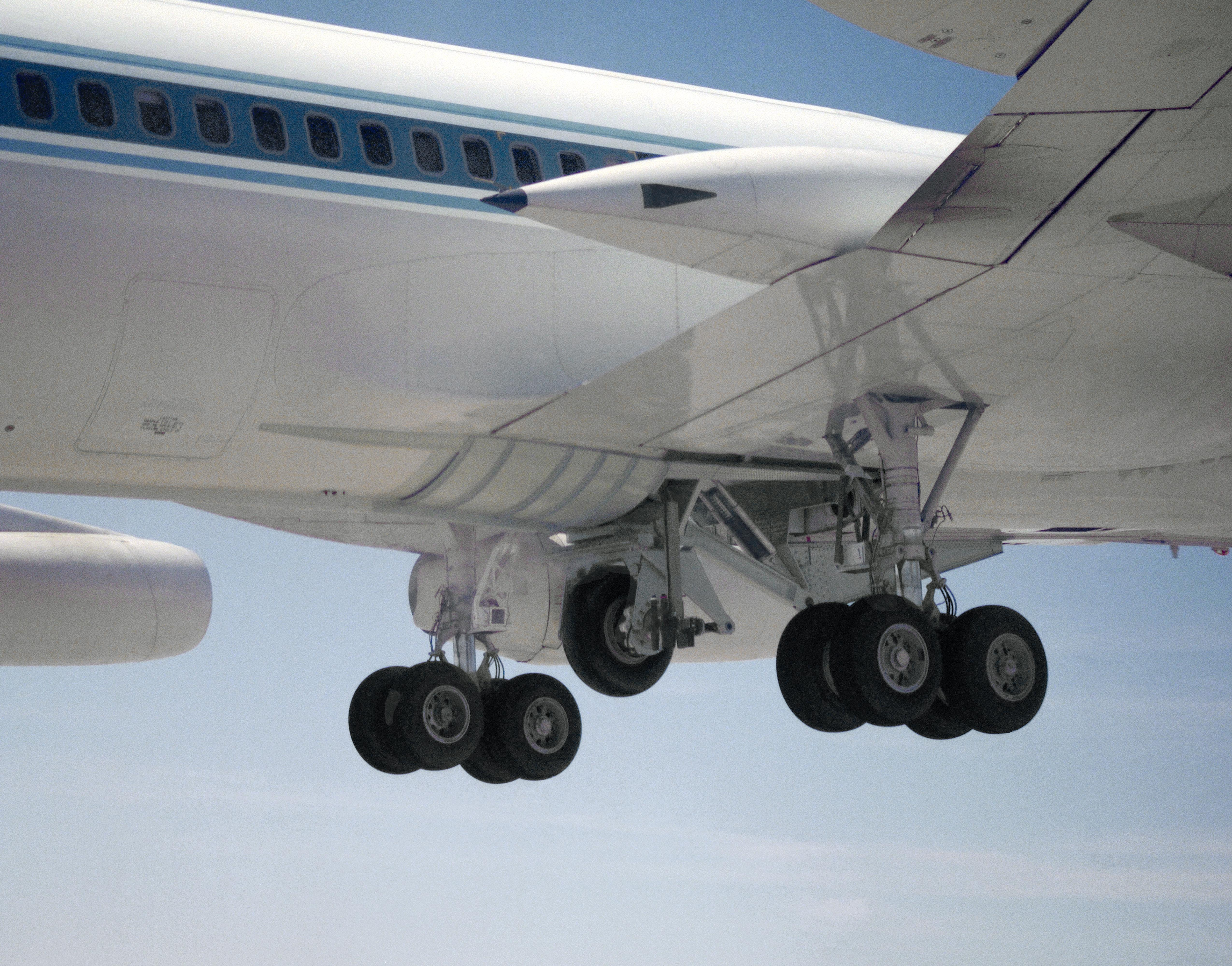 fta of main landing gear systems Aircraft landing gear fluid level and landing energy monitoring system l t coffin accurately measuring main and nose landing gear strut gas pressures.