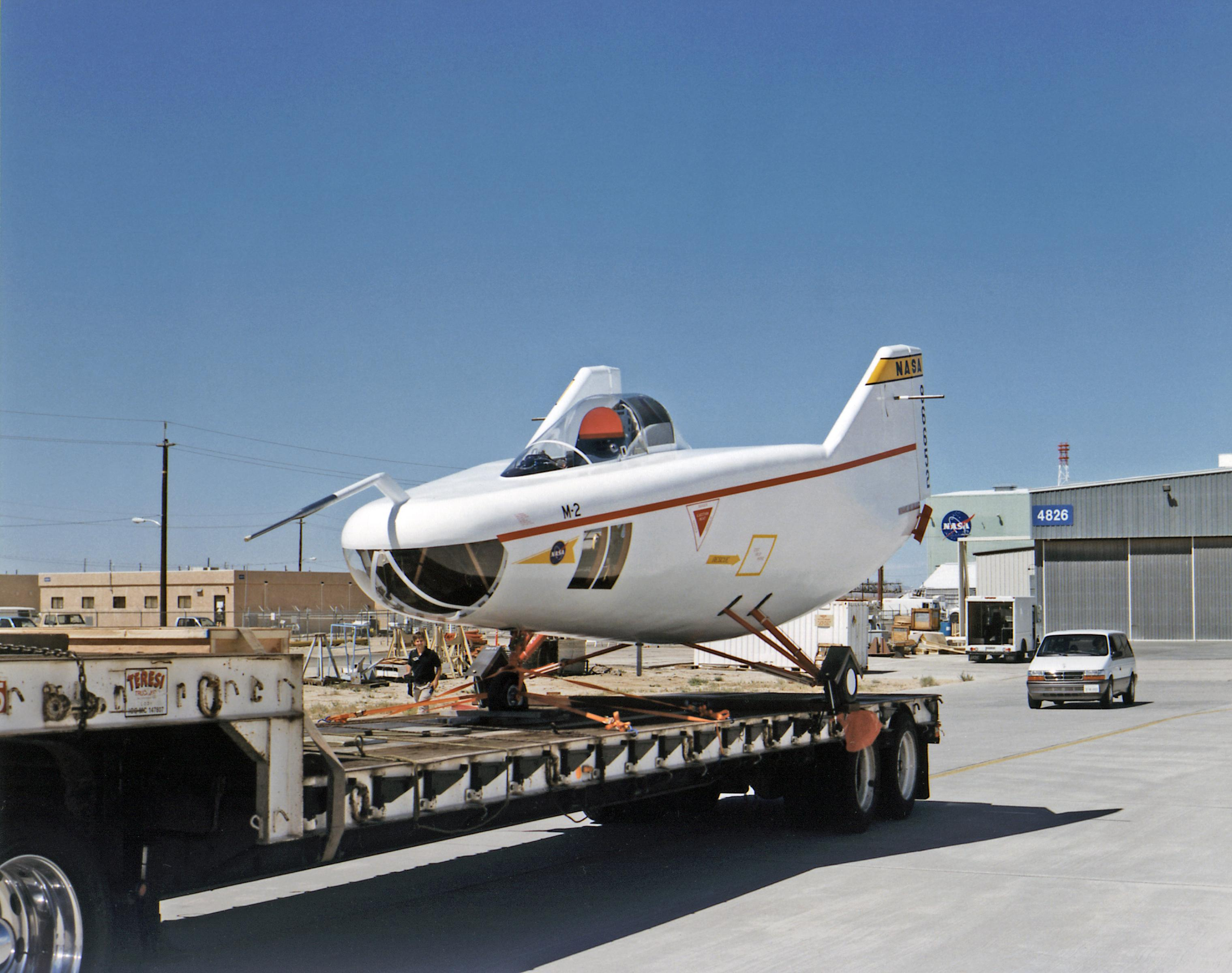 Lifting Body NASA M2-F1 (page 3) - Pics about space