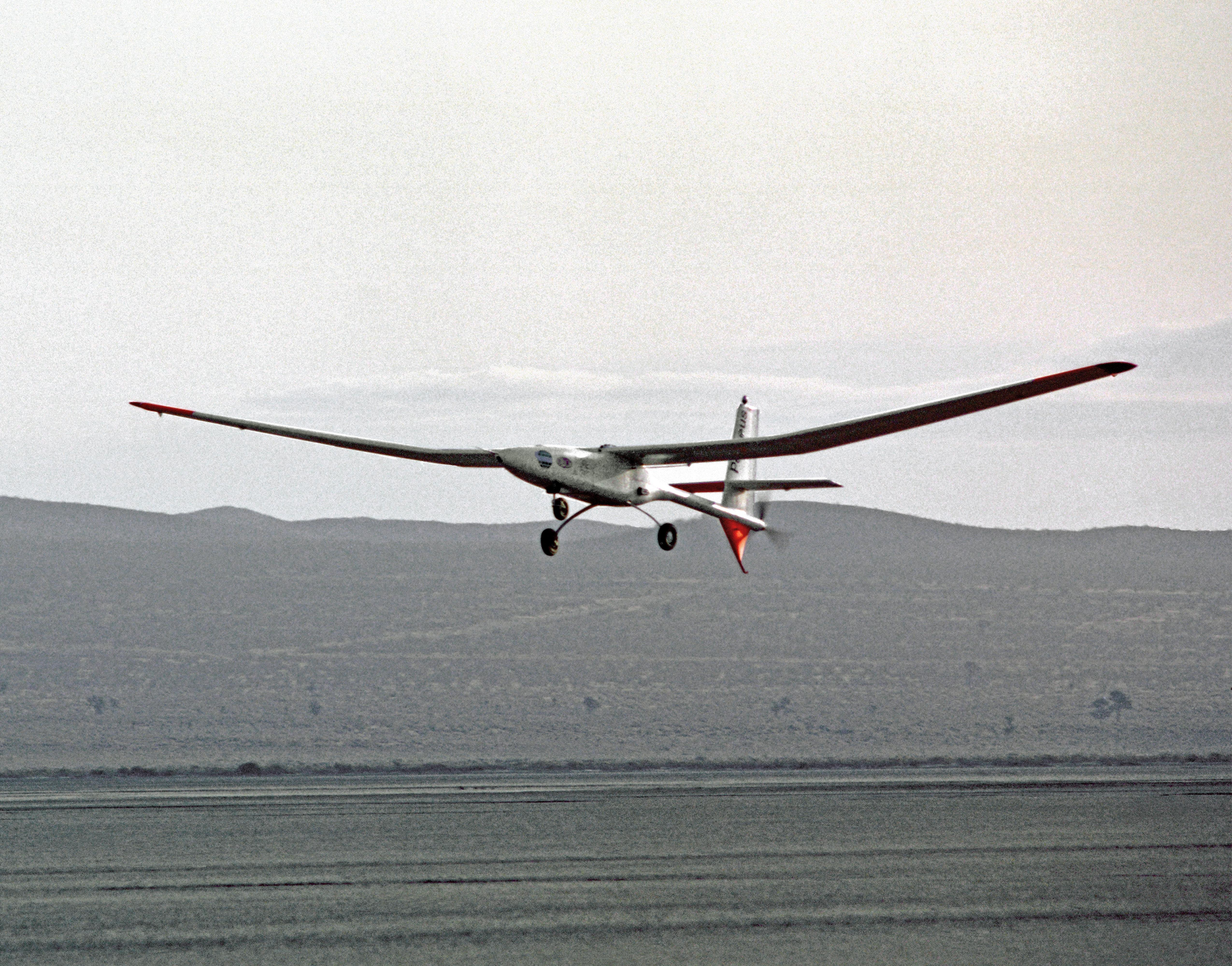 perseus remotely piloted research vehicle nasa