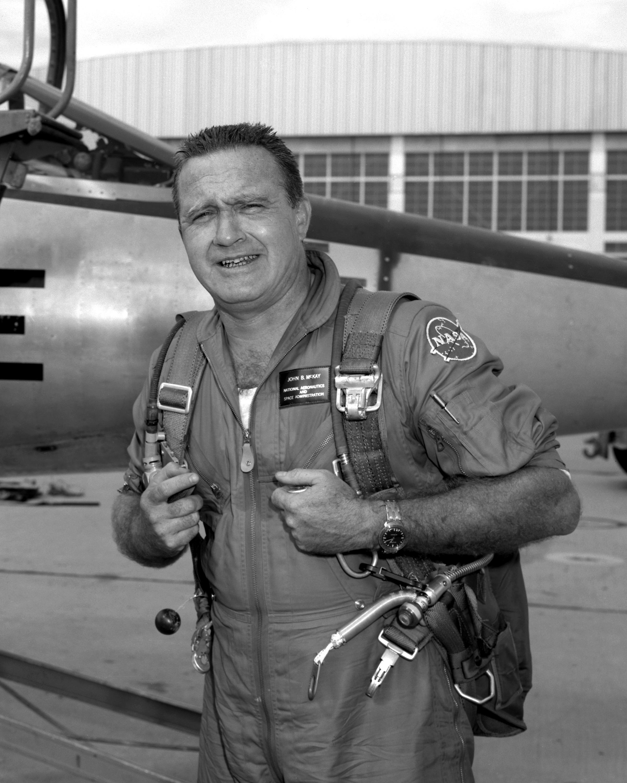 Neil Armstrong Test Pilot