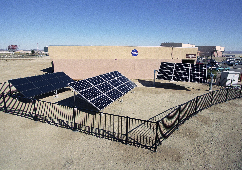 nasa solar panel - photo #11