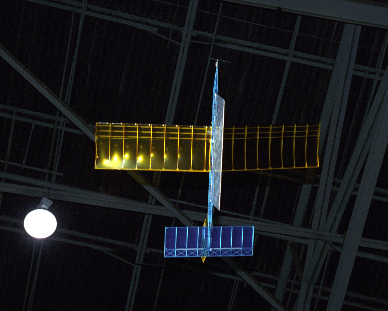 Nasa Armstrong Fact Sheet Beamed Laser Power For Uavs