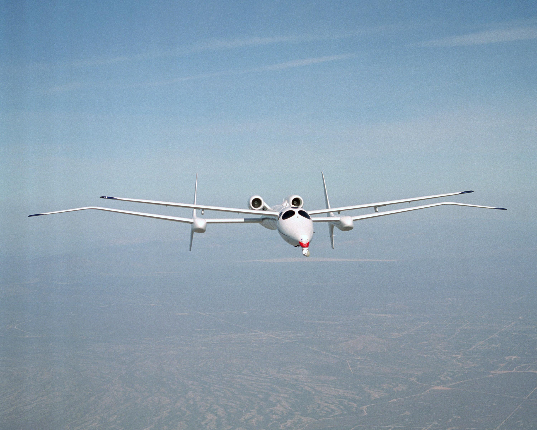 nasa high altitude aircraft - photo #15