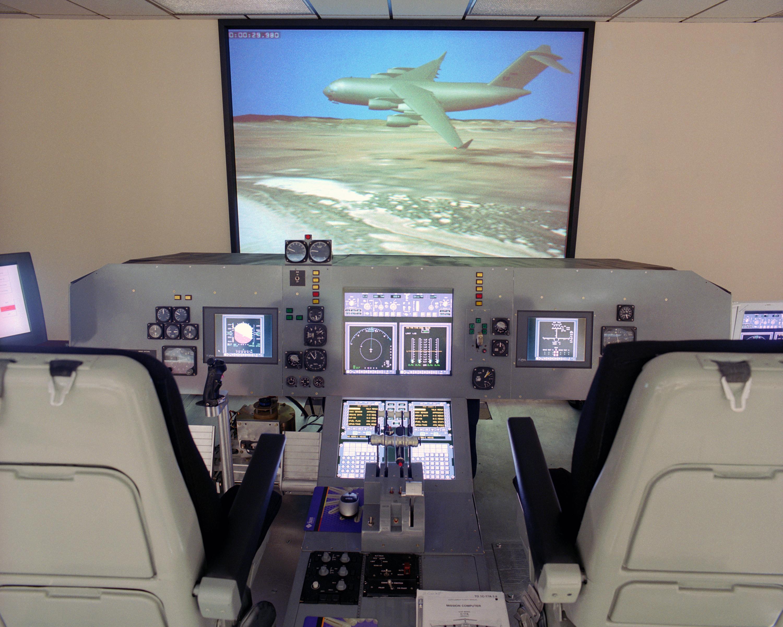 astronaut flight simulator - photo #14
