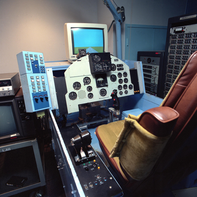 astronaut flight simulator - photo #38
