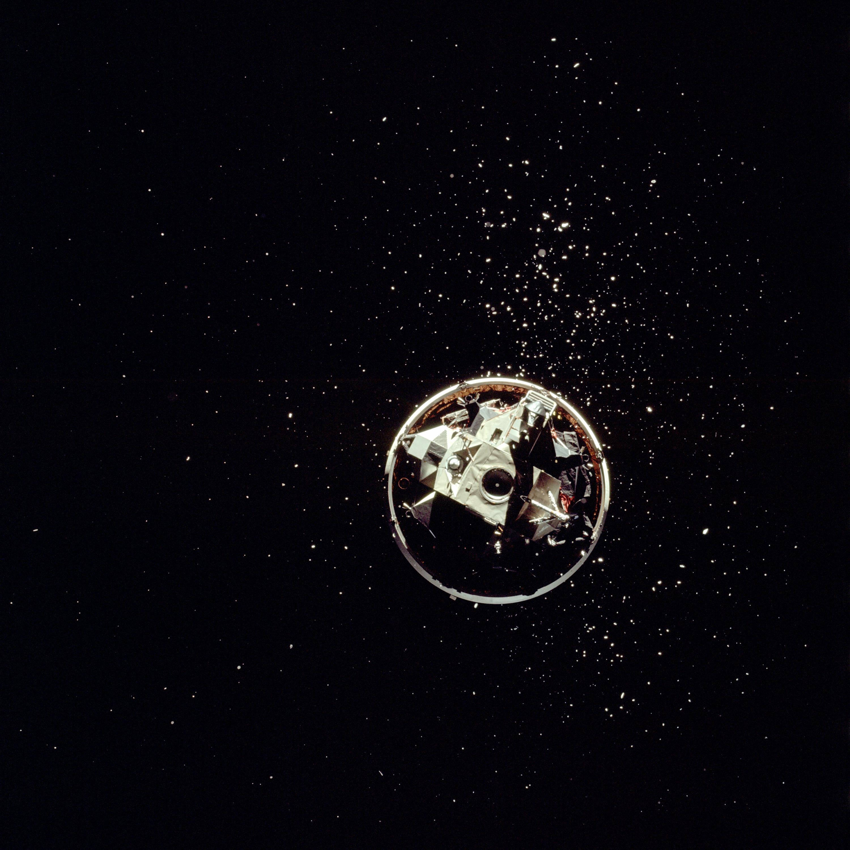 apollo 11 space debris - photo #2