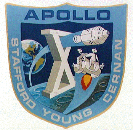 Lunar module pilot apollo 11 patch