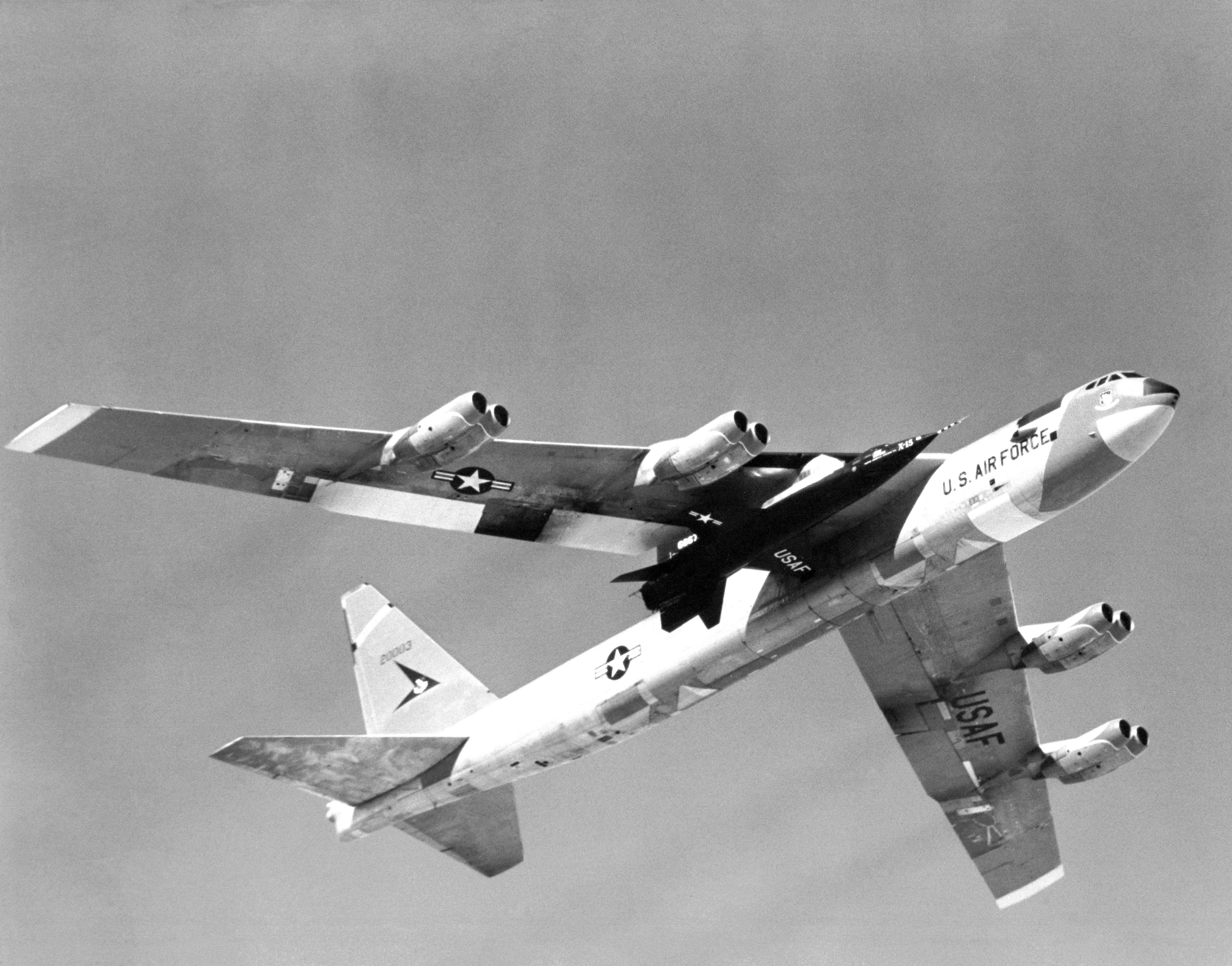 nasa b-52 - photo #7
