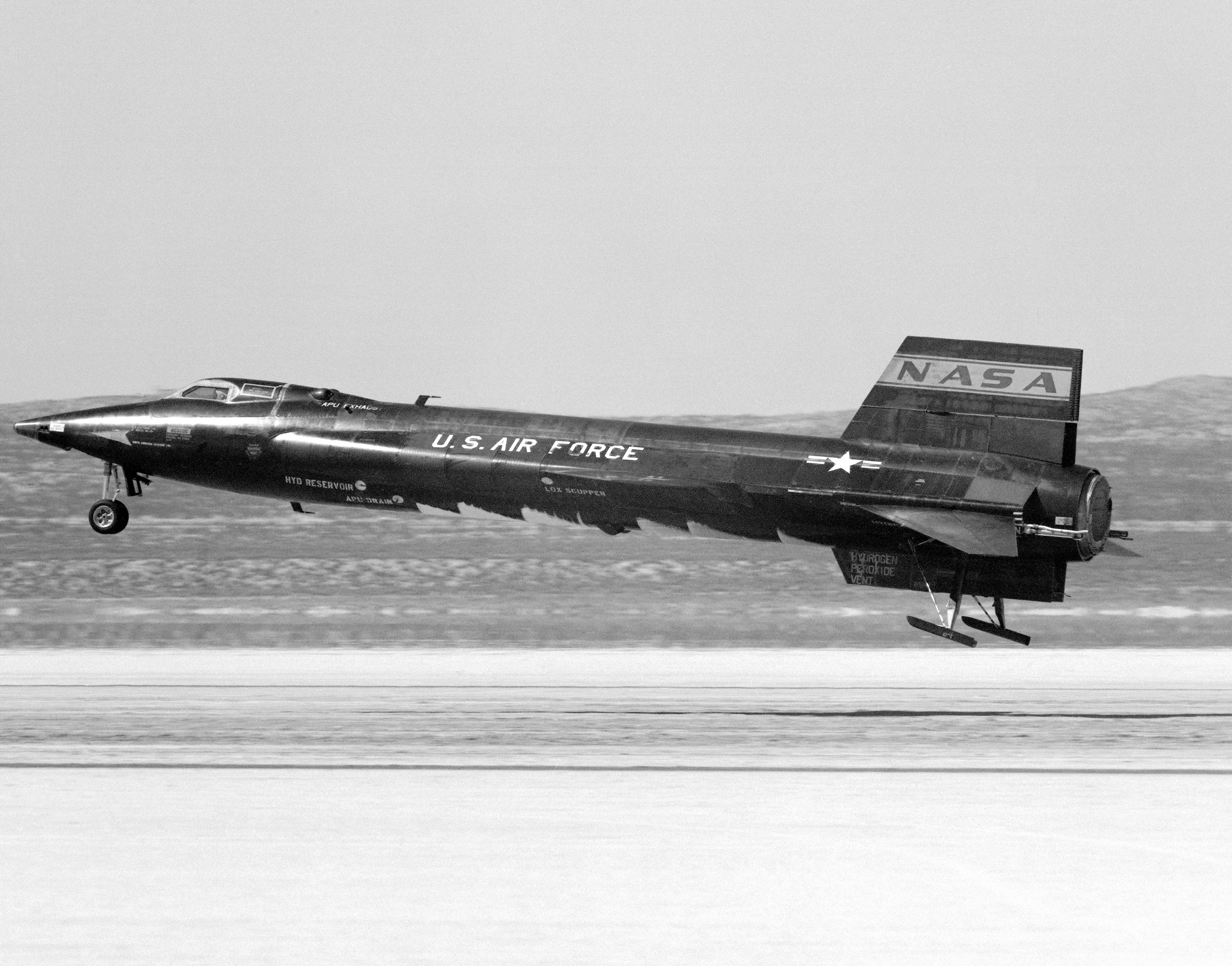 X-15 Image Gallery | NASA