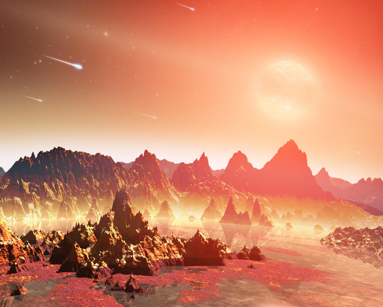 solar system new world - photo #34