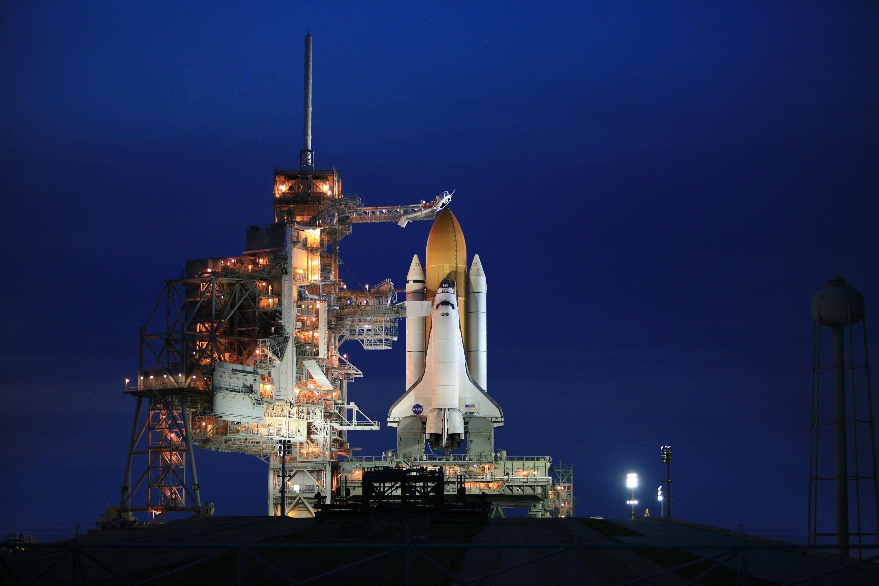 erste space shuttle mission - photo #29
