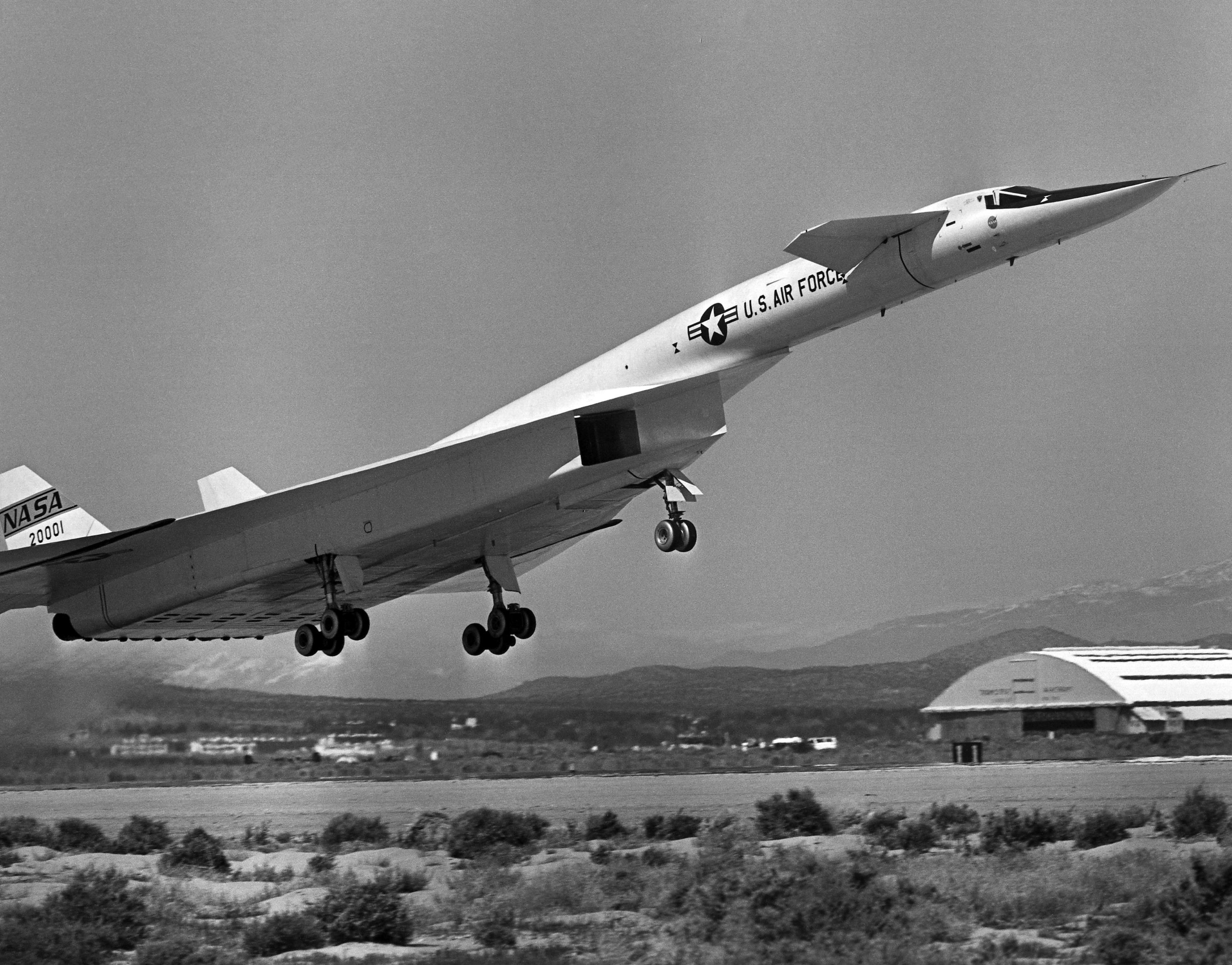 1967 nasa aircraft - photo #4