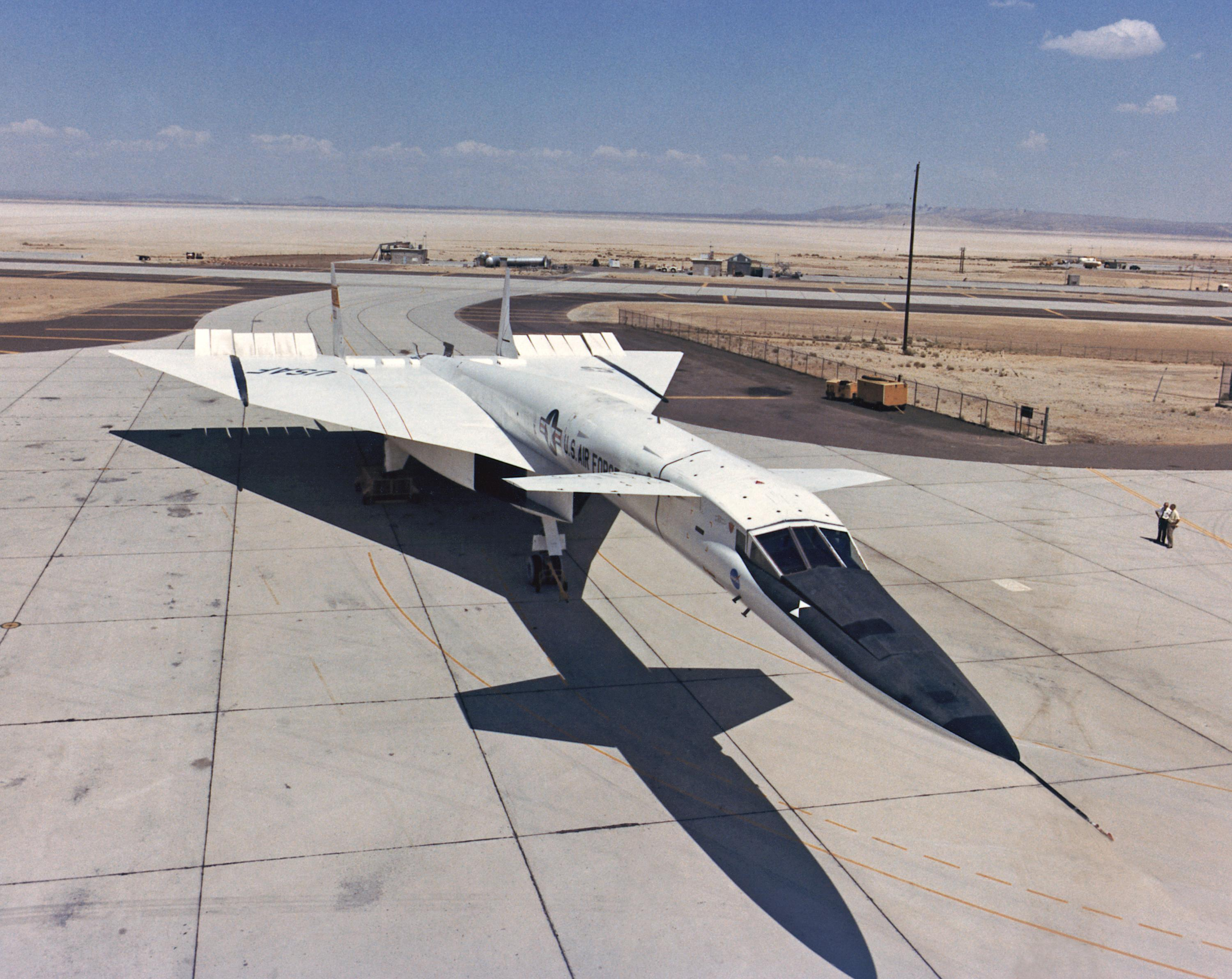 nasa fighter aircraft - photo #44