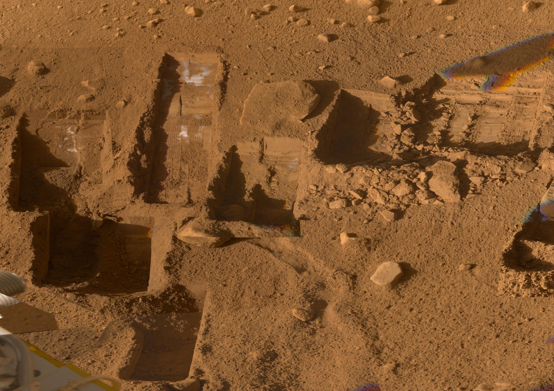phoenix mission to mars - photo #32