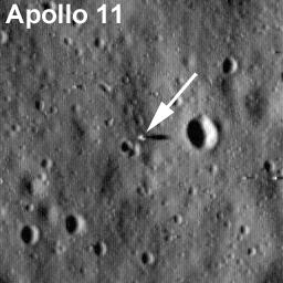 proof of landing on the moon telescope - photo #39