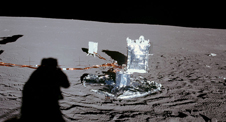 Apollo 12 ALSEP instrument package