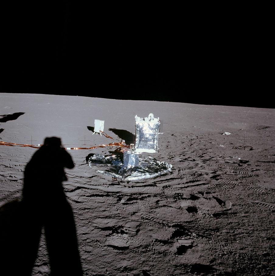 Apollo 12 and Surveyor 3 | NASA