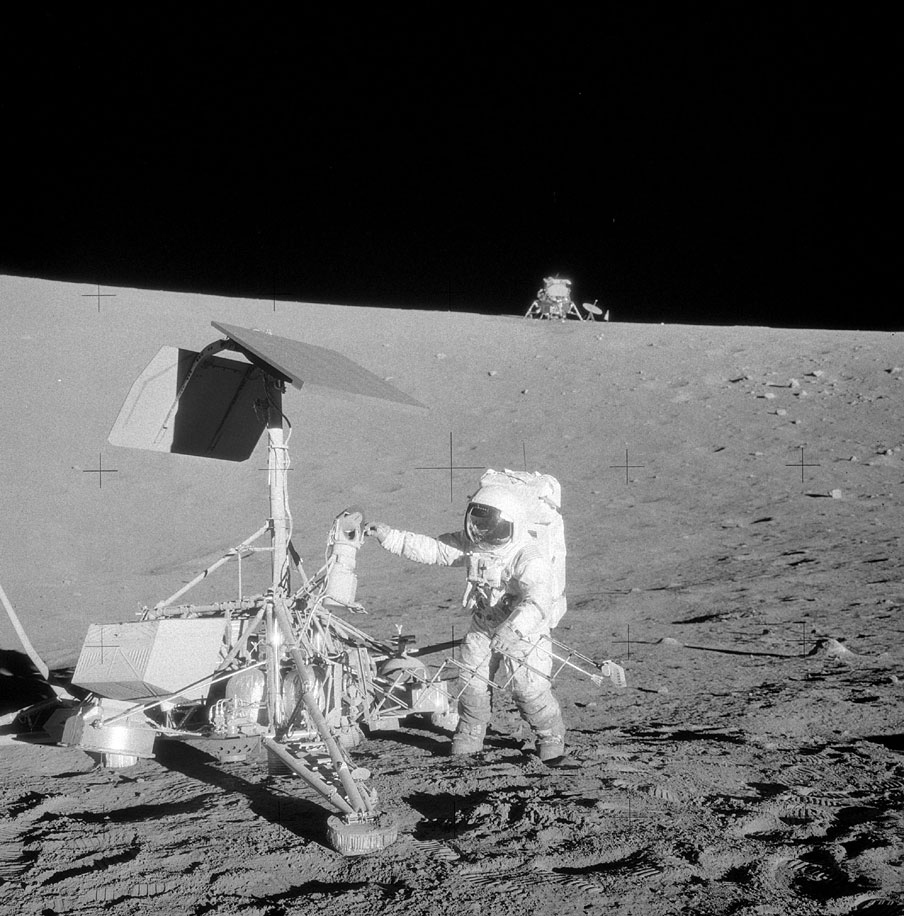 apollo 12 surveyor 3 - photo #1