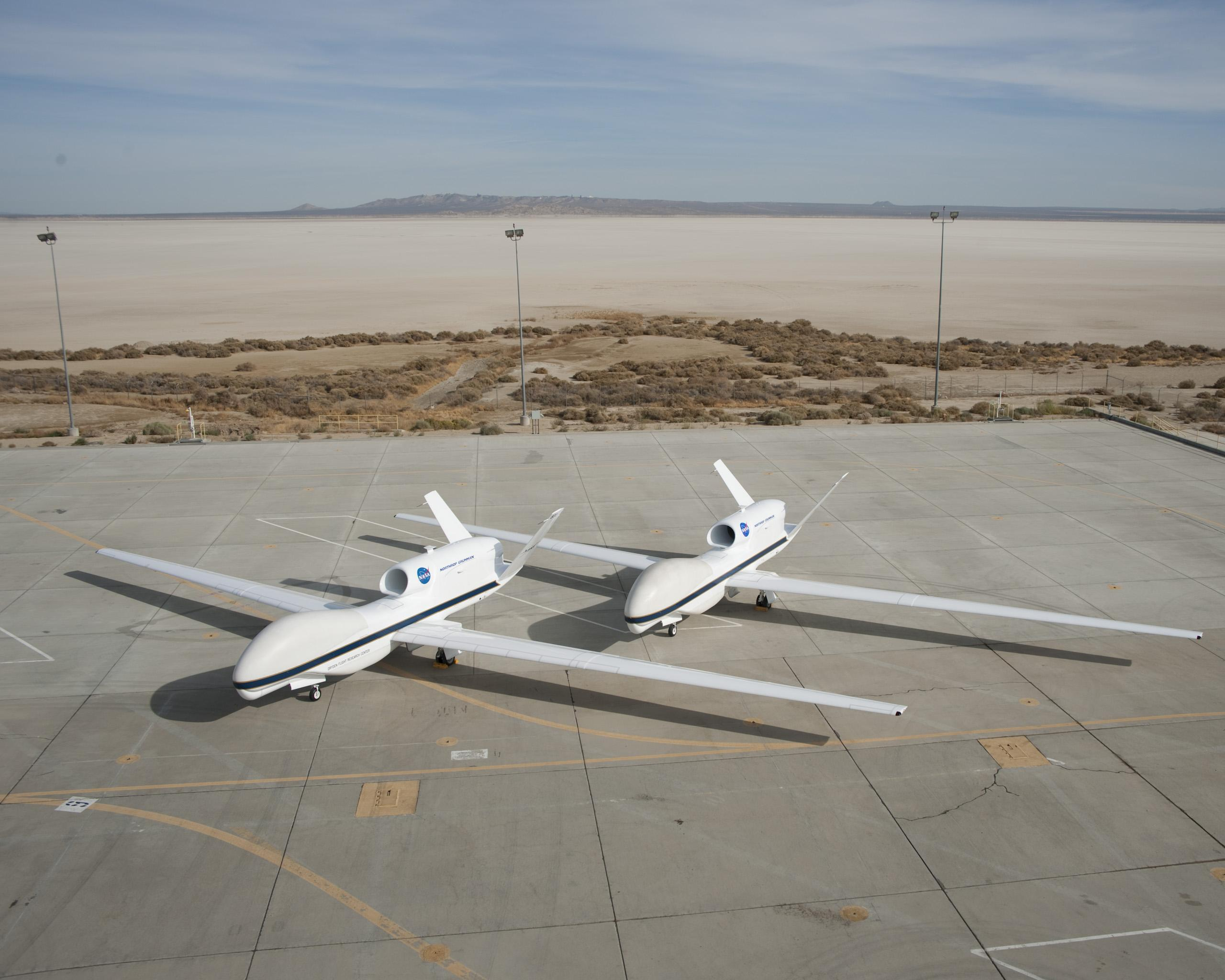 NASA Global Hawk - Pics about space