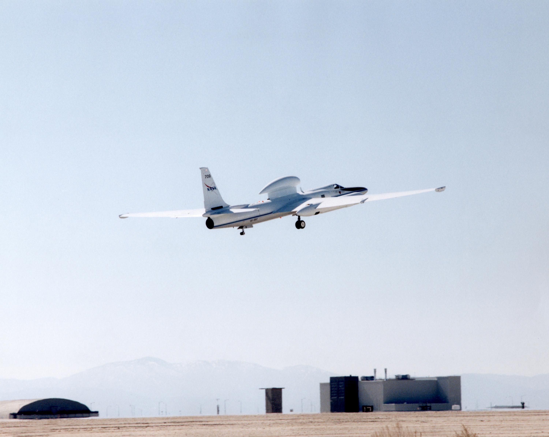 nasa high altitude aircraft - photo #5