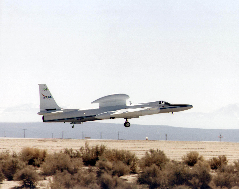 nasa high altitude aircraft - photo #4