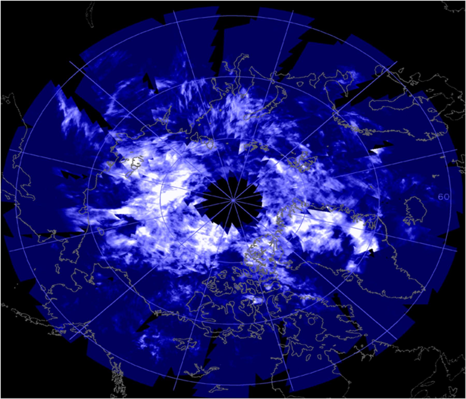 411170main_AIM PMC Orig. This Image Of Polar Mesospheric Clouds ...