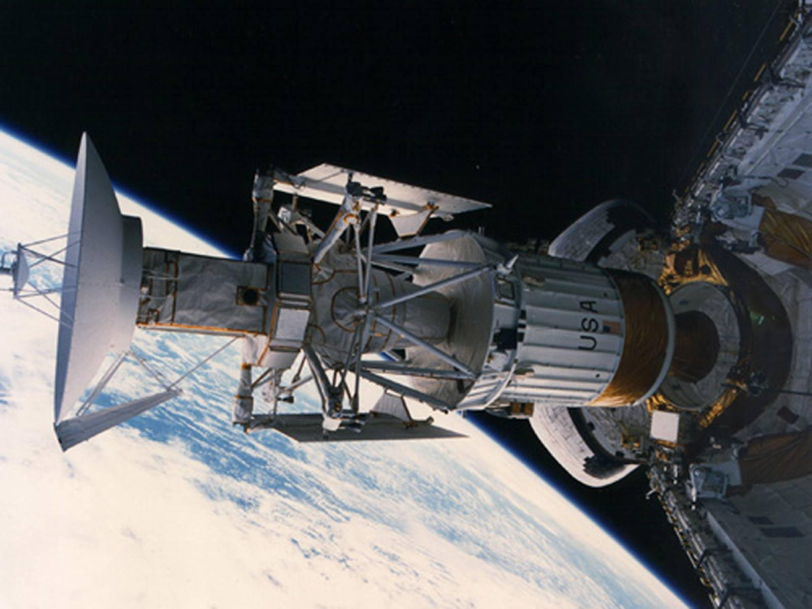 images from magellan spacecraft - photo #14