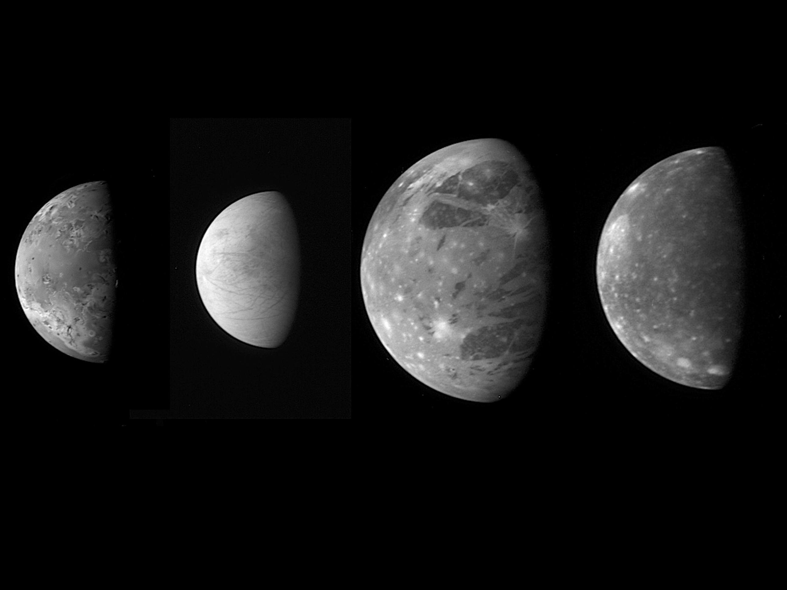 Jupiter's Moons | NASA