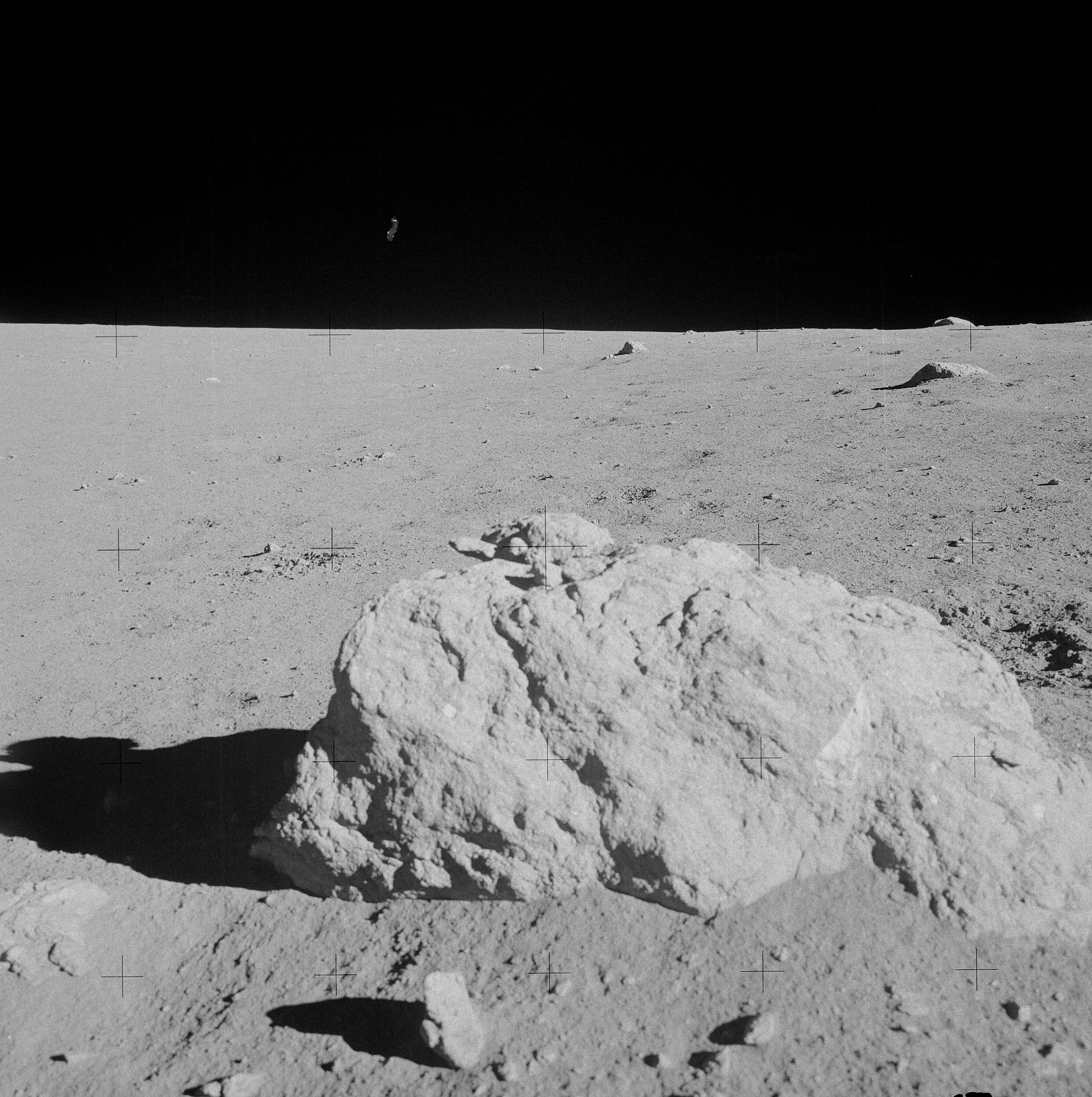 apollo 14 landing site - HD2340×2350