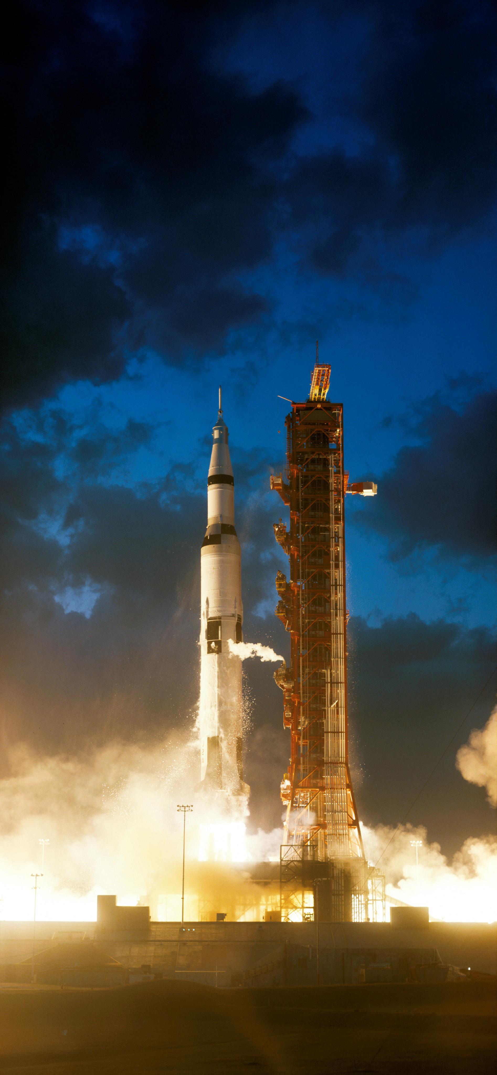 Apollo 4 Liftoff | NASA