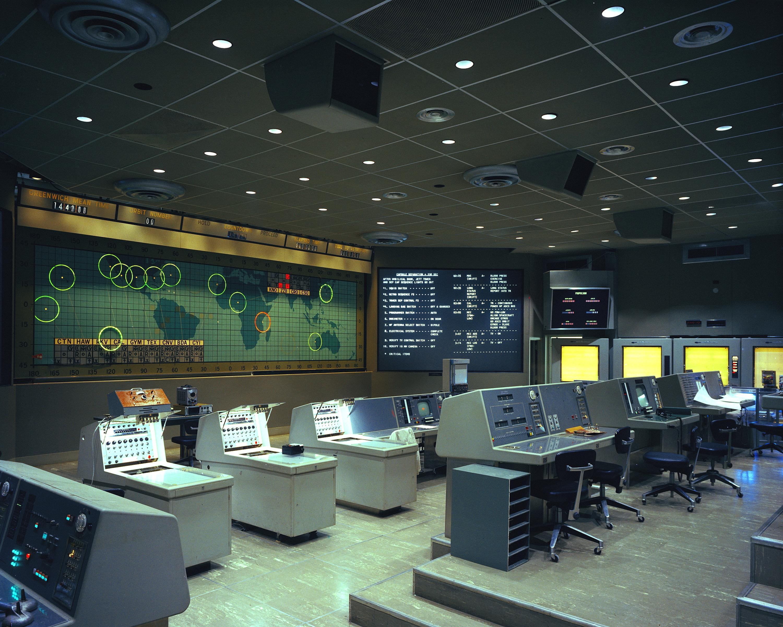Project Gemini Mission Control Center | NASA