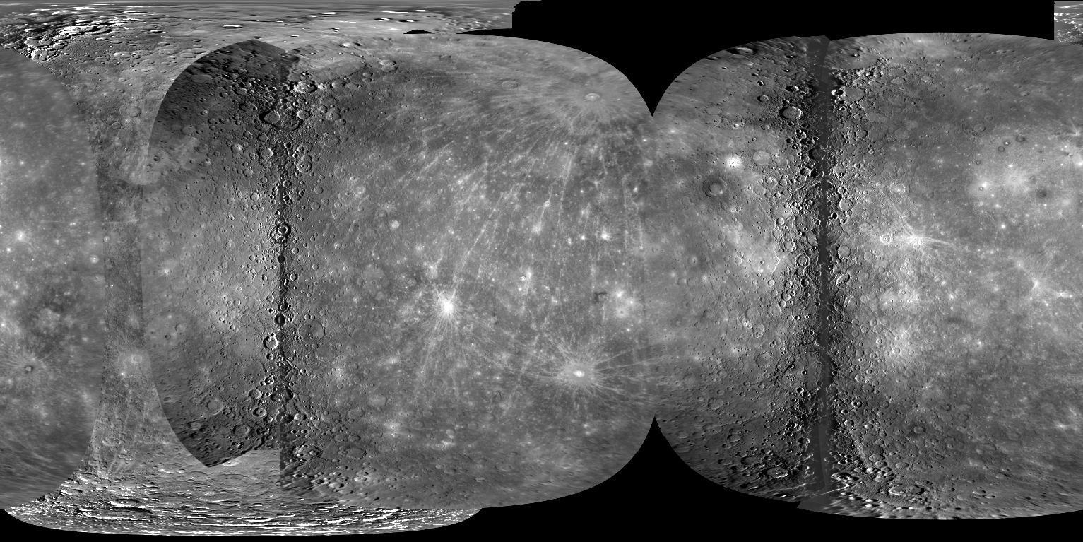 Global Map of Mercury | NASA