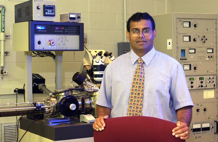 Sandeep Shah: Materials And Manufacturing Engineer | Nasa
